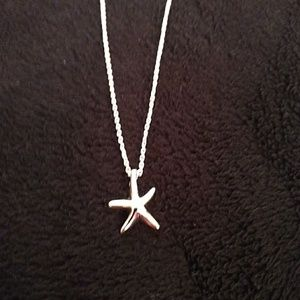 NEW - Necklace - Starfish